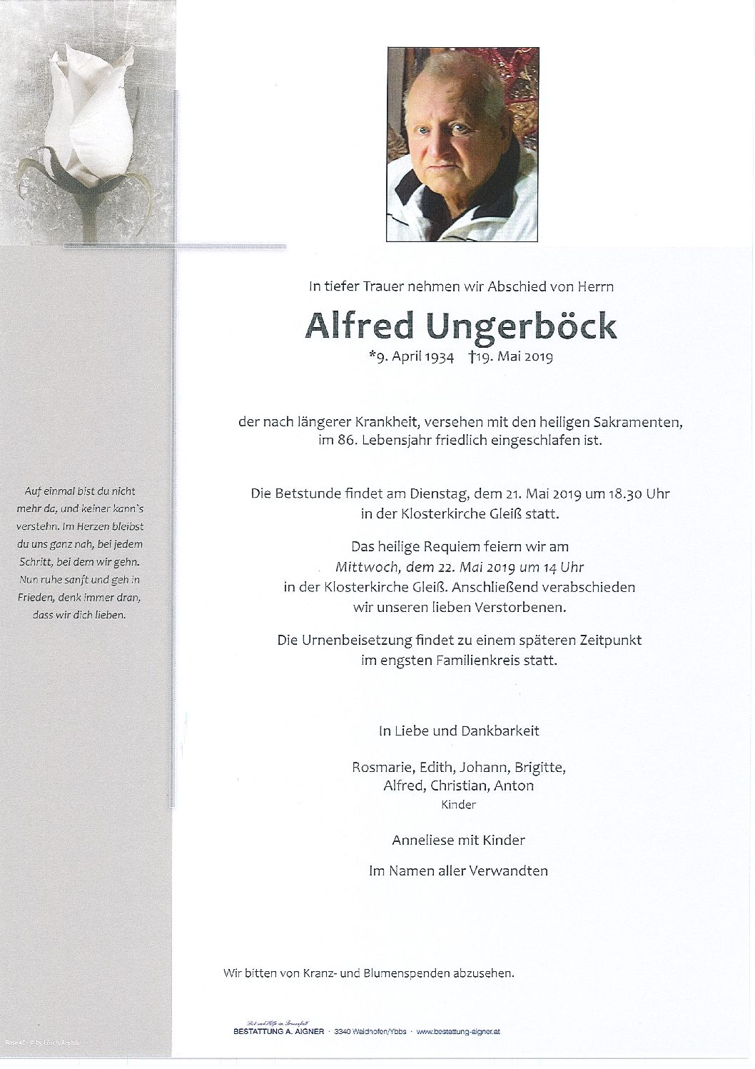 Alfred Ungerböck
