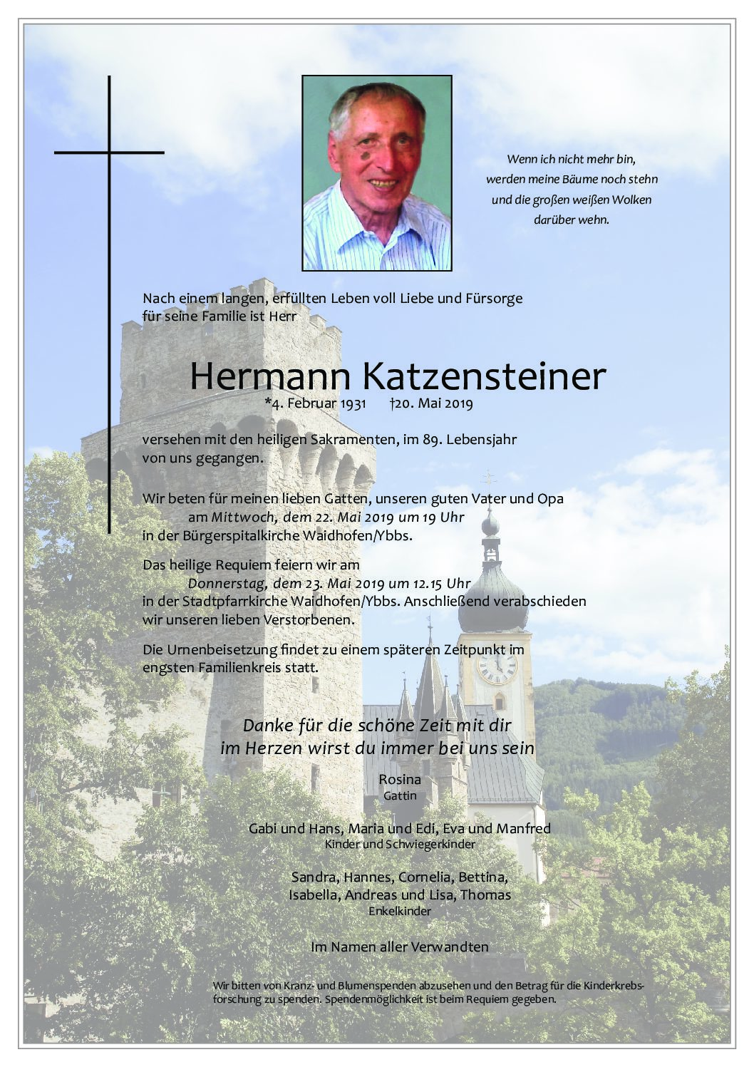 Hermann Katzensteiner