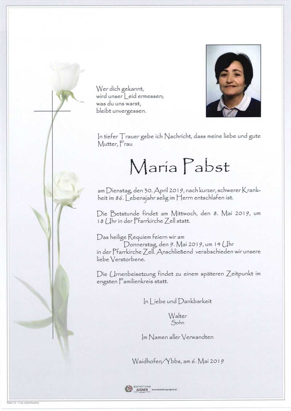 Maria Pabst