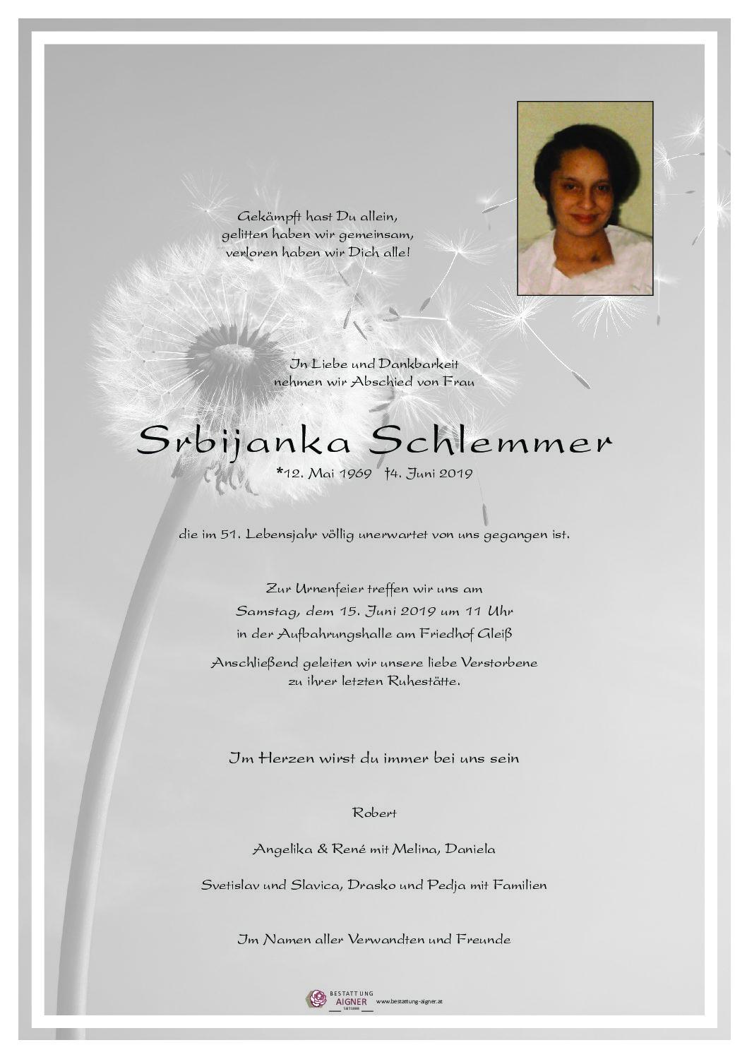 Srbijanka Schlemmer