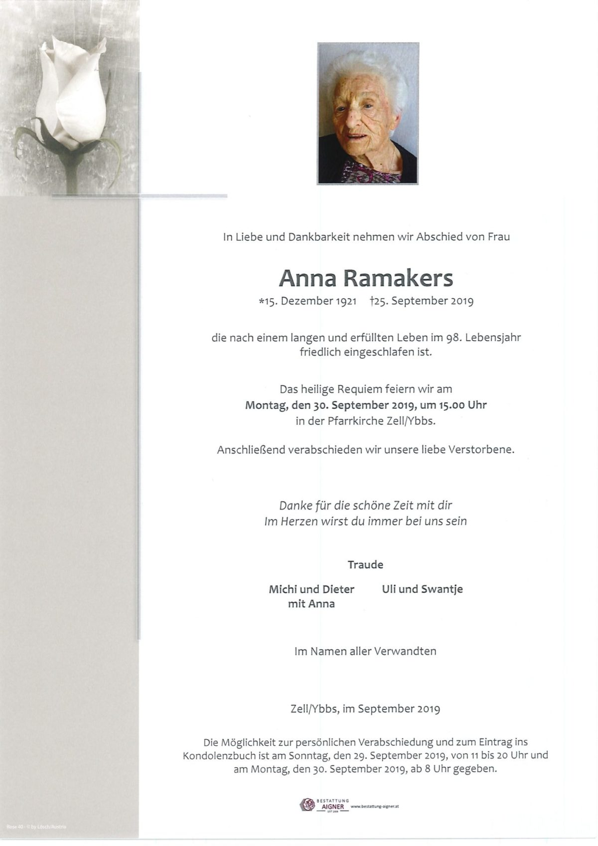 Anna Ramakers