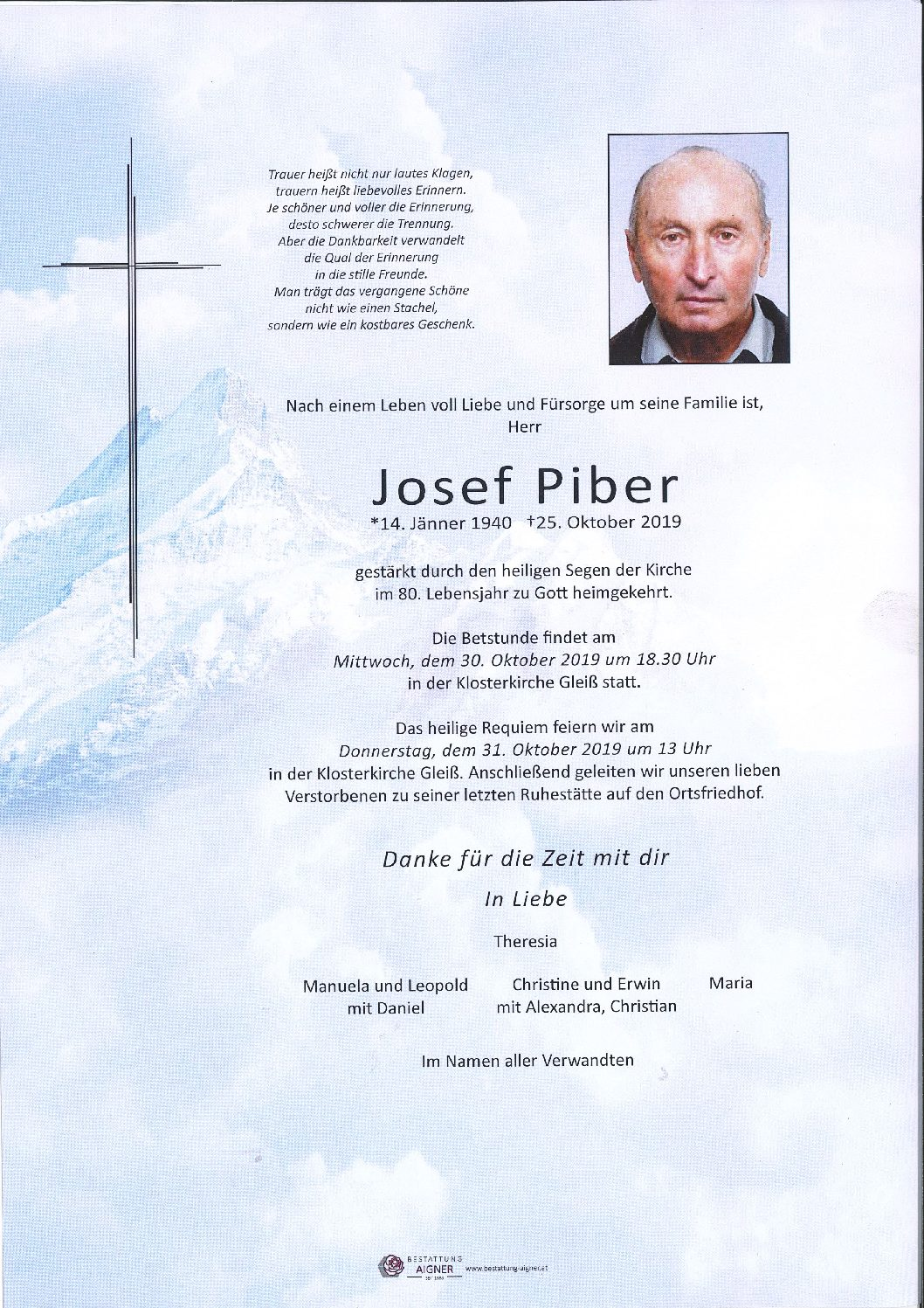 Josef Piber