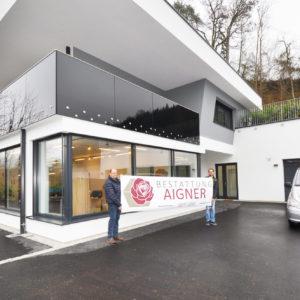 Neuer Standort für Bestattung Aigner