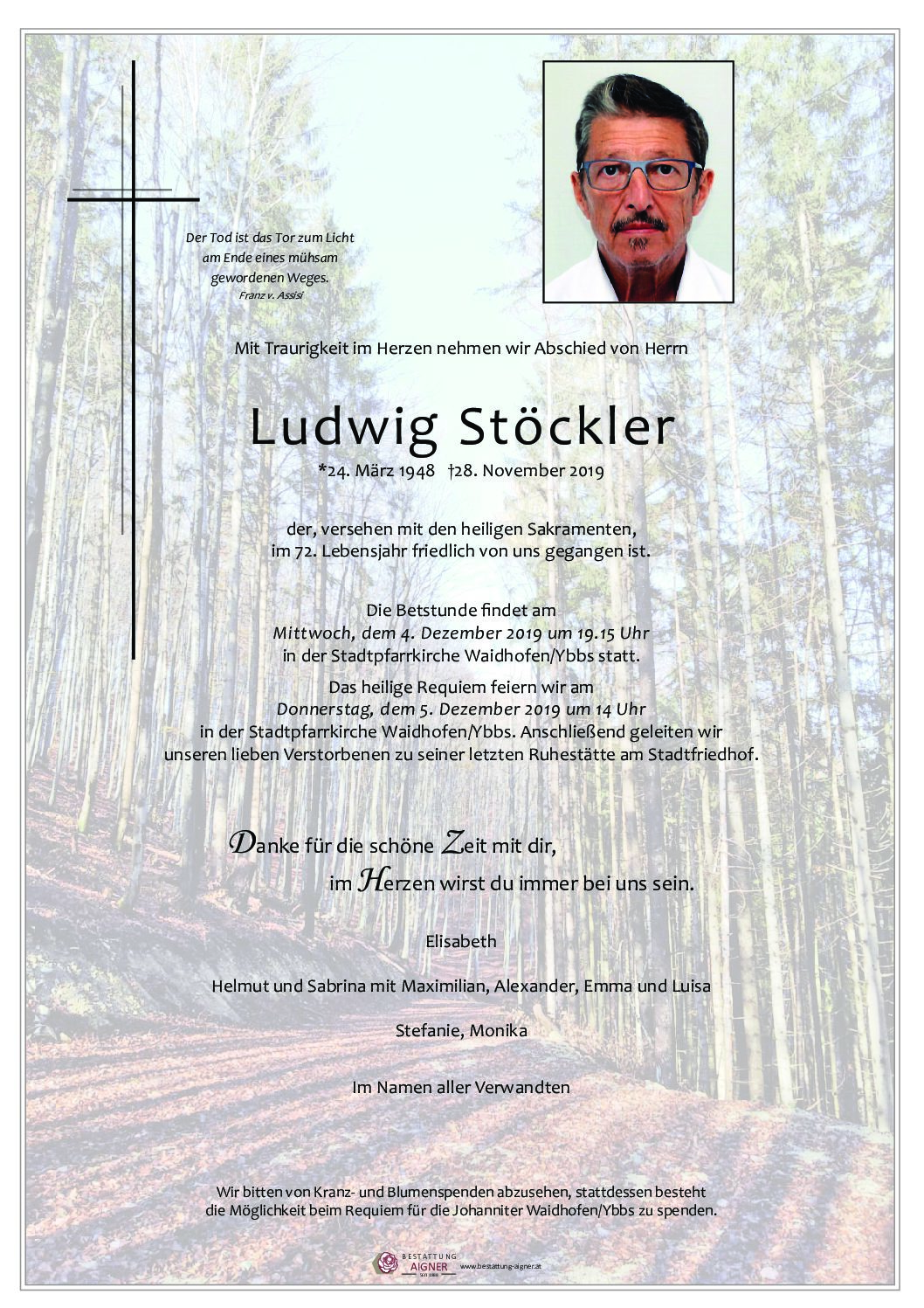 Ludwig Stöckler