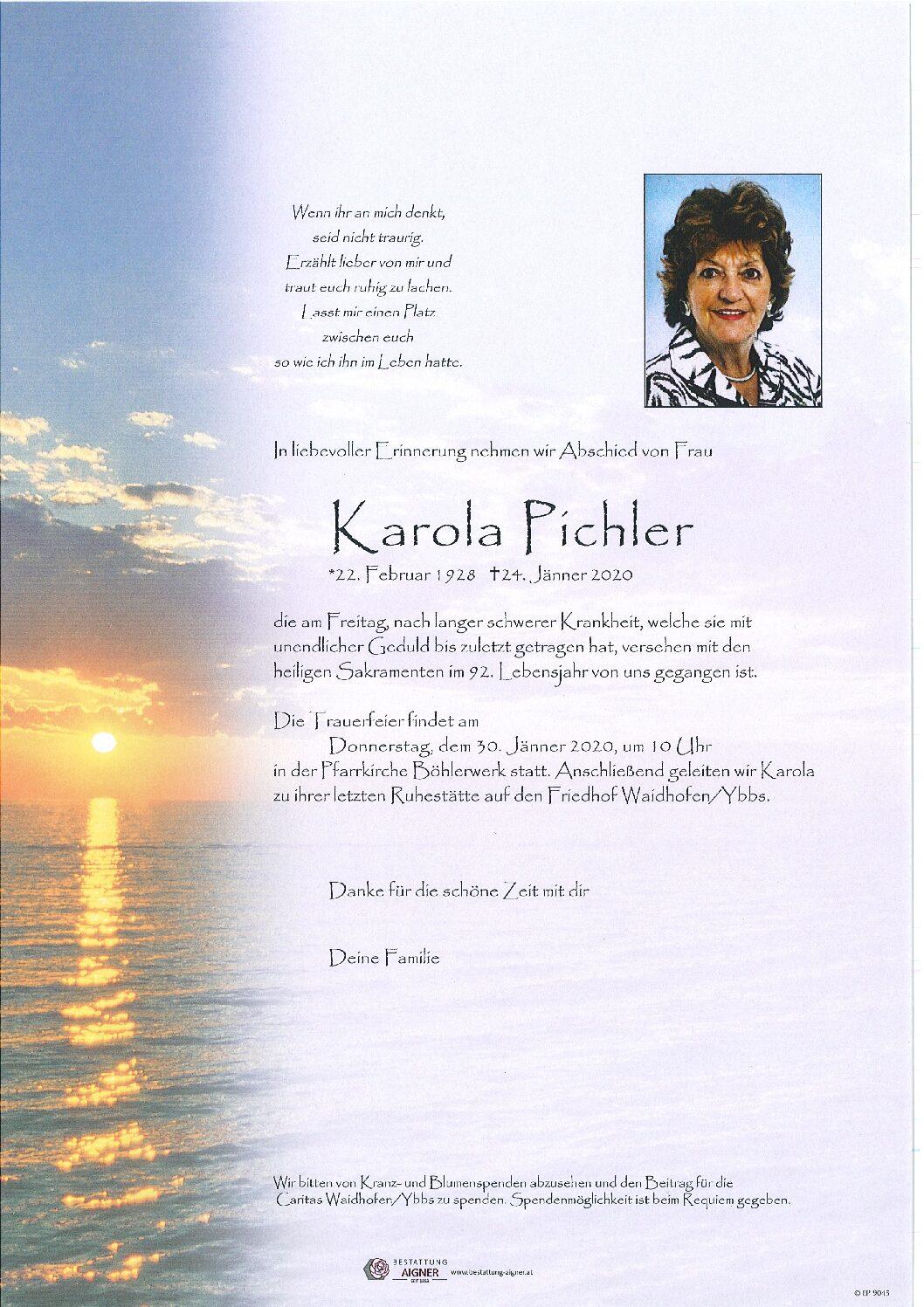 Karola Pichler