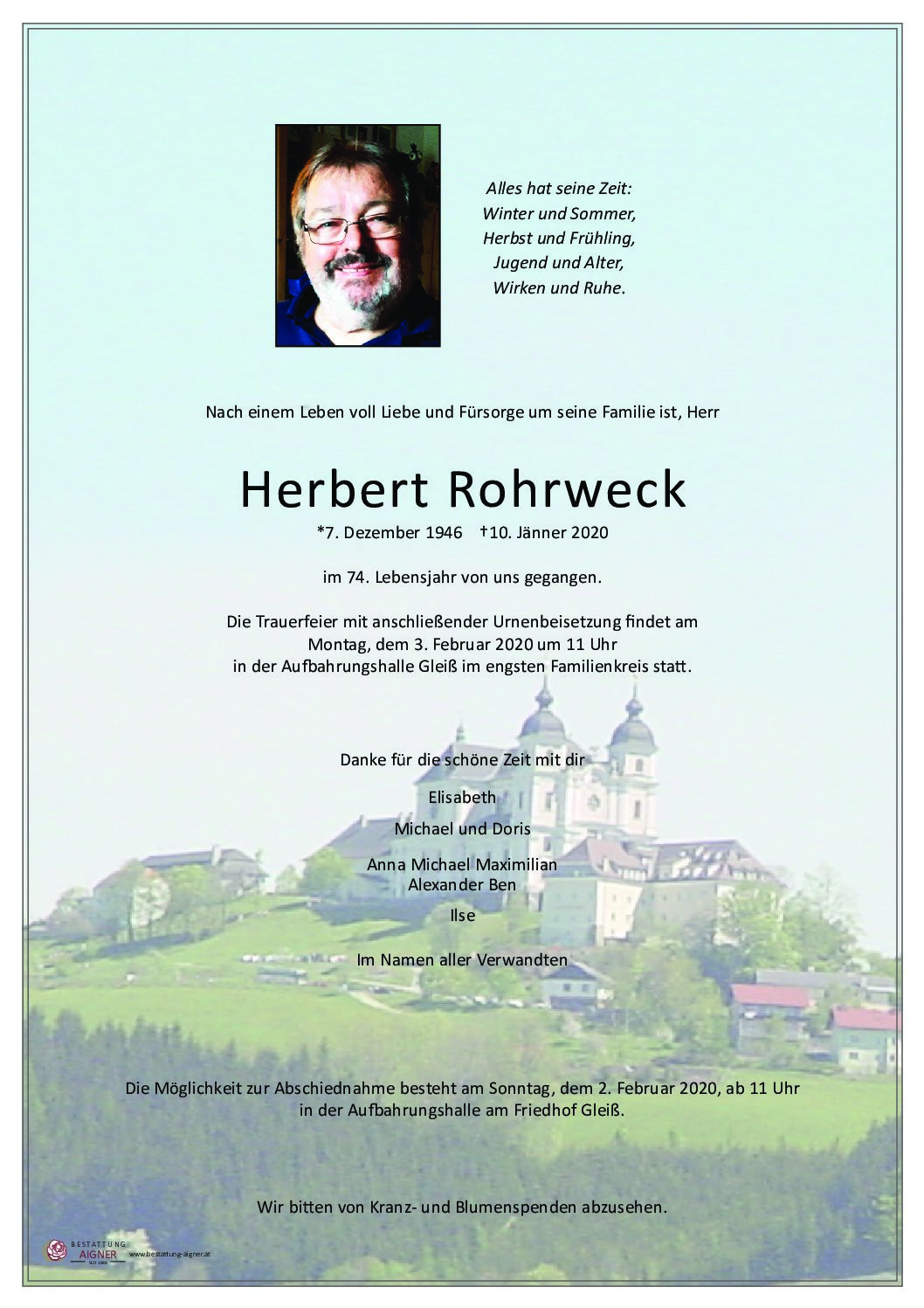Herbert Rohrweck