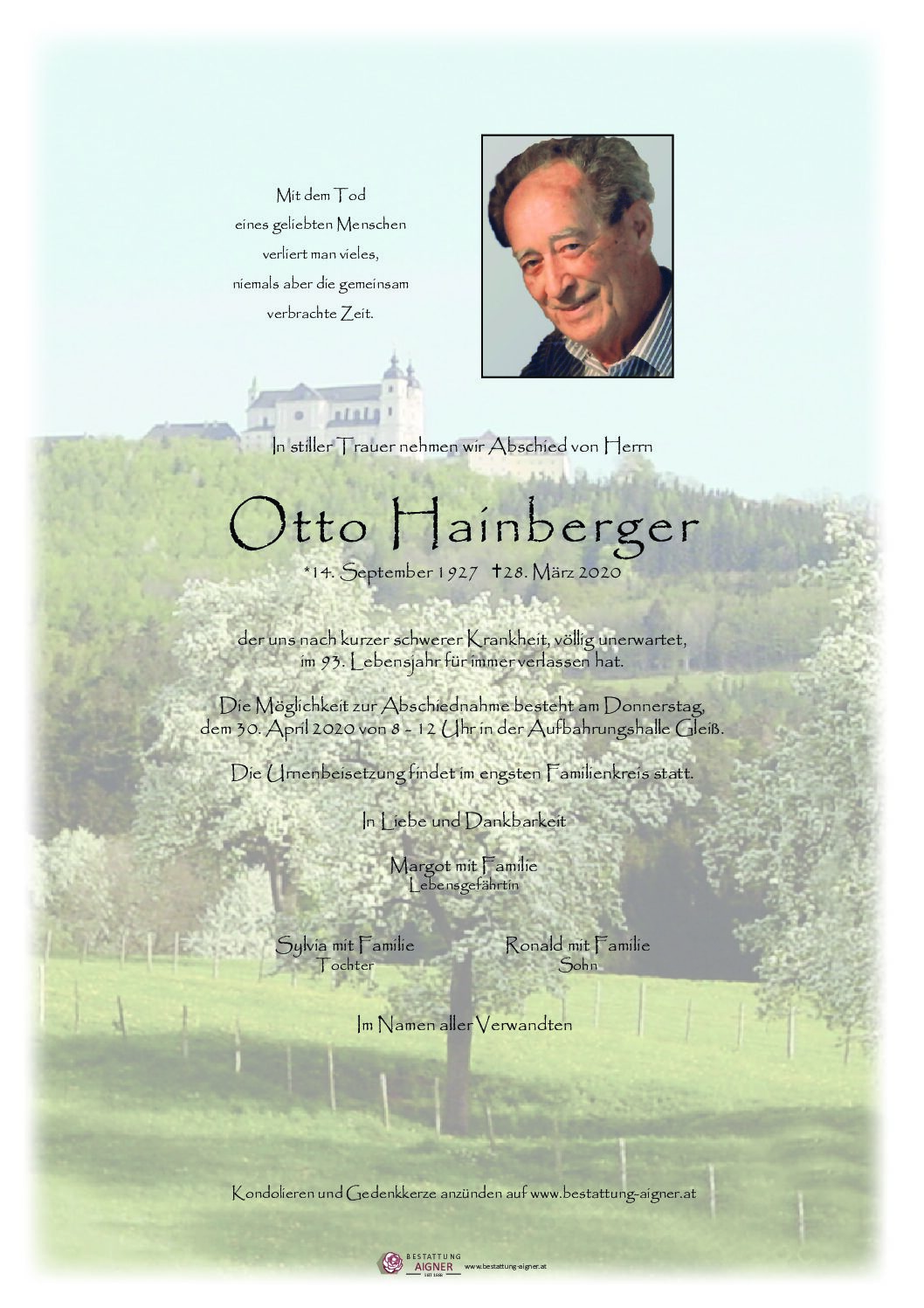 Otto Hainberger