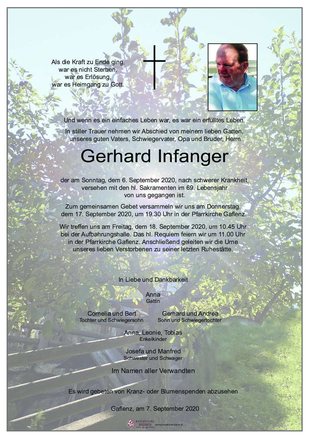 Gerhard Infanger