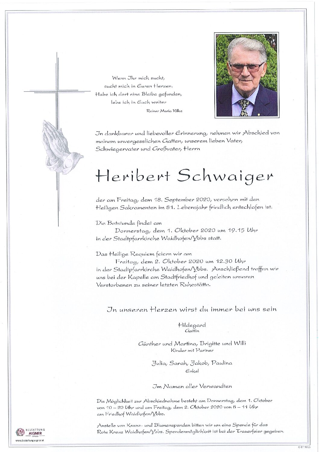 Heribert Schwaiger