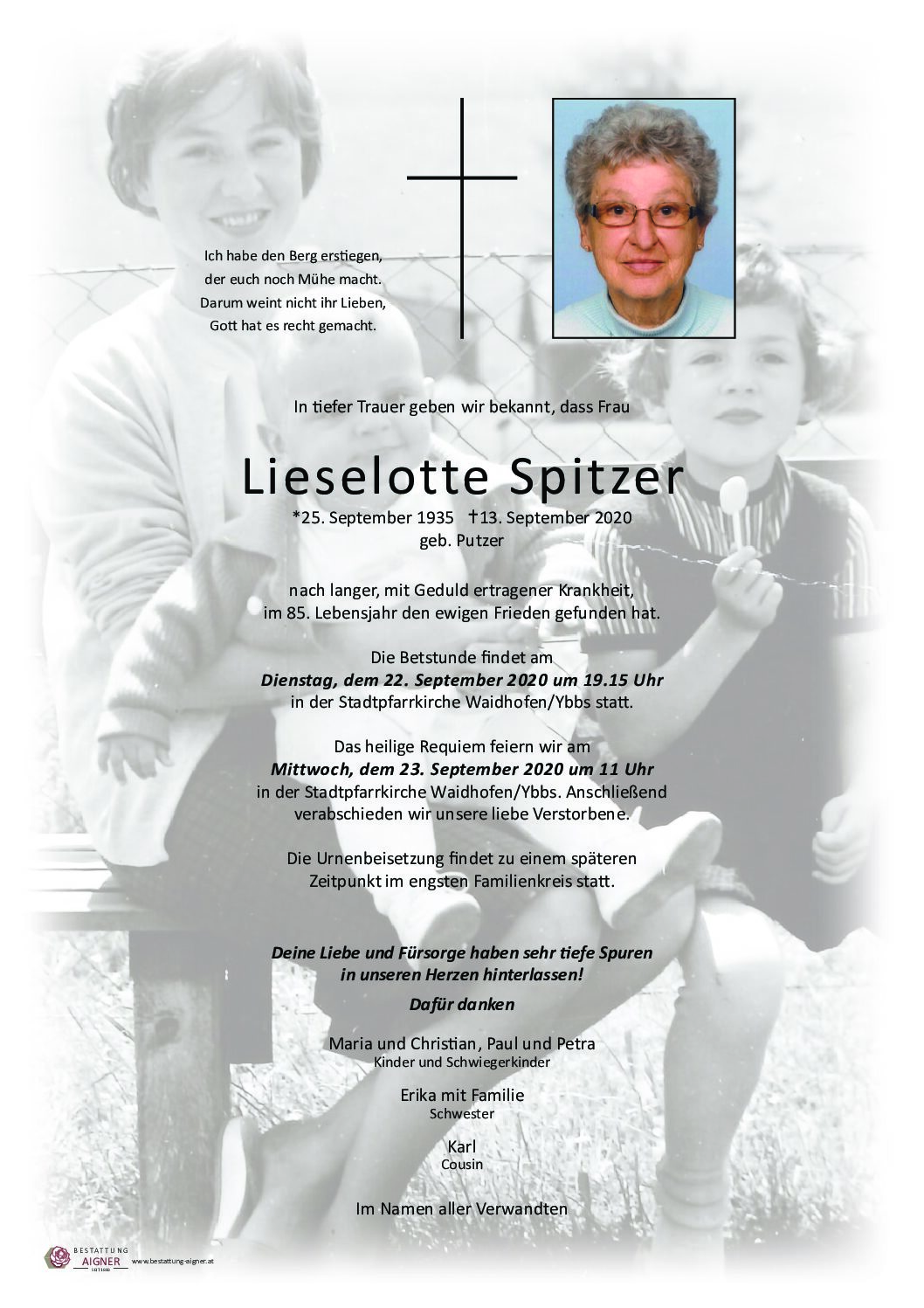 Lieselotte Spitzer