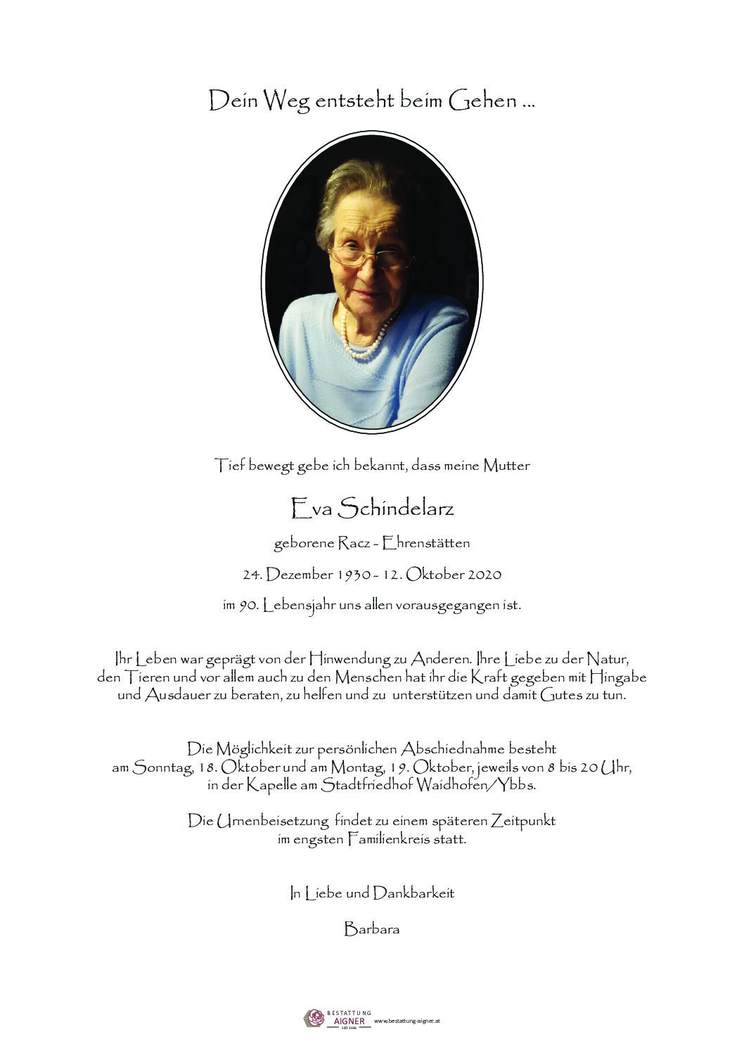 Eva Schindelarz