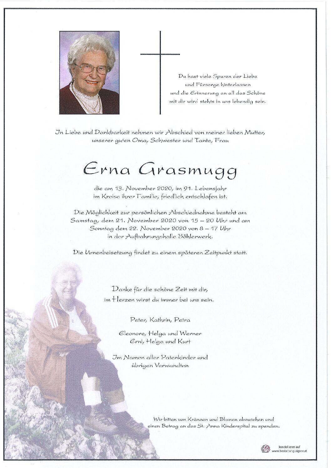 Erna Grasmugg