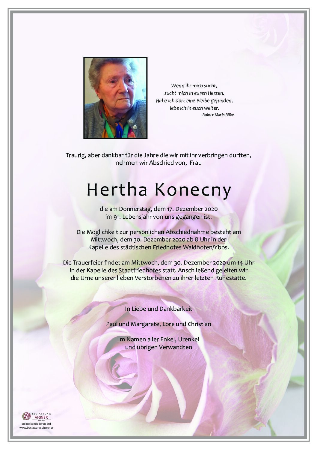 Herta Konecny