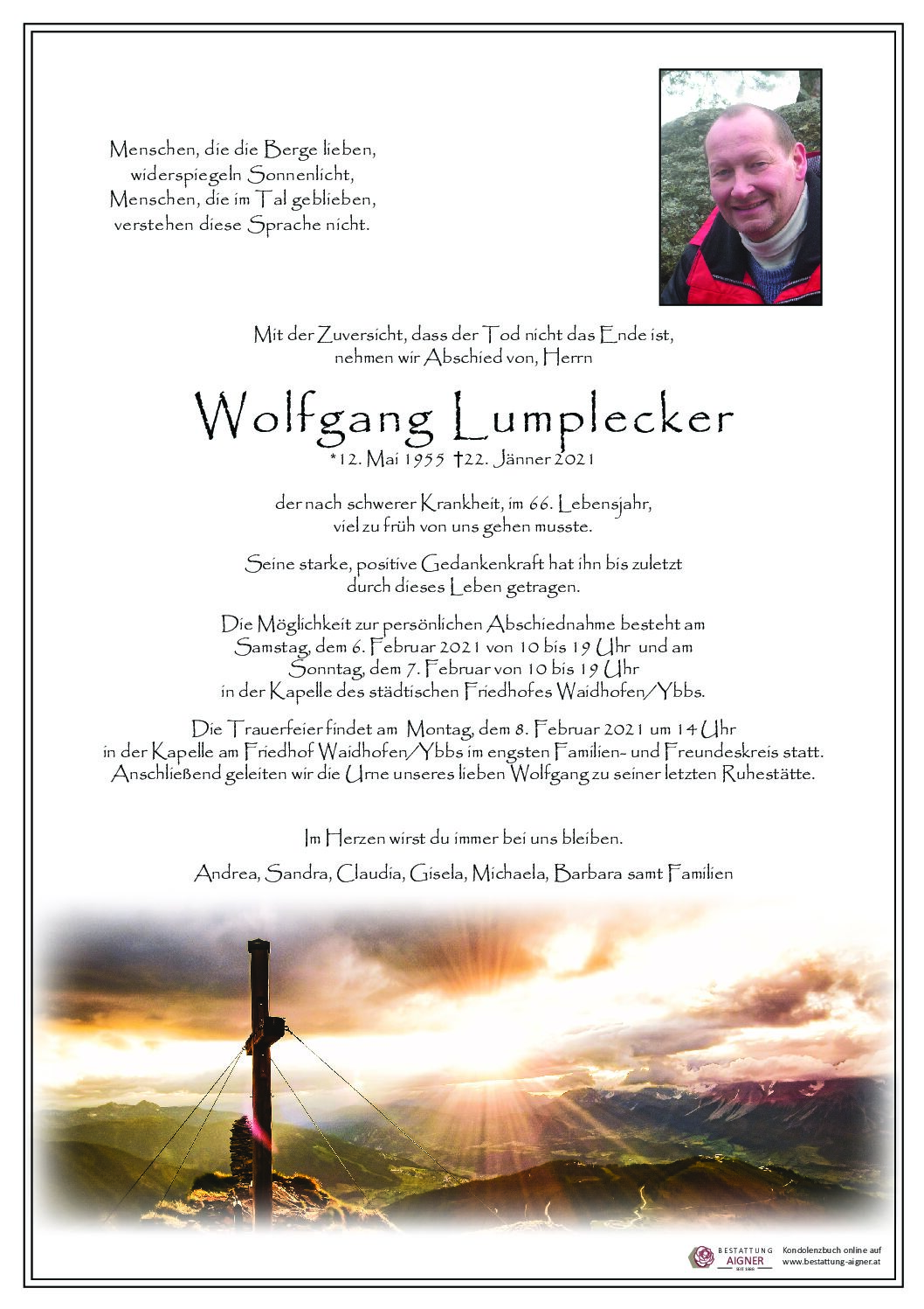 Wolfgang Lumplecker
