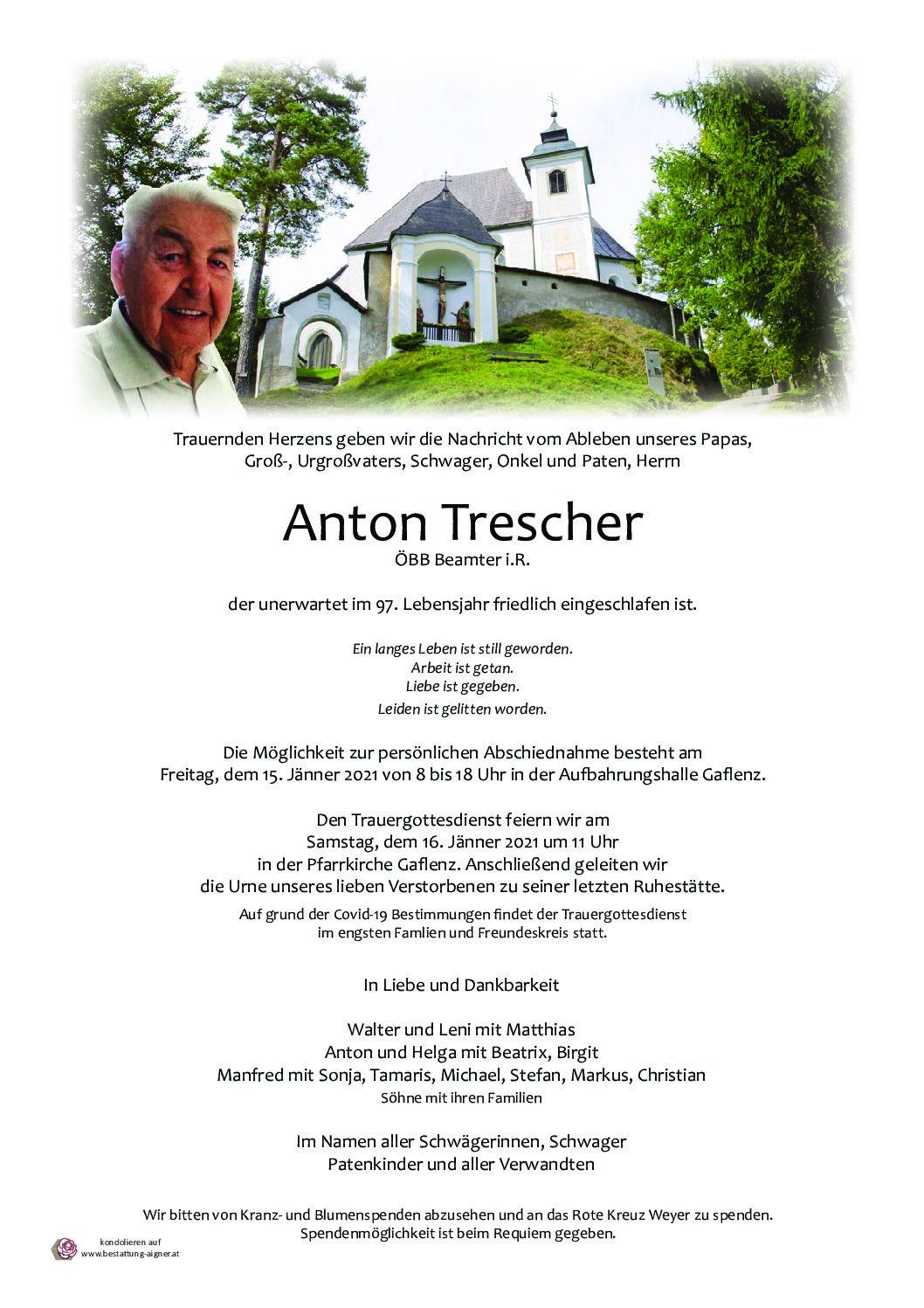 Anton Trescher