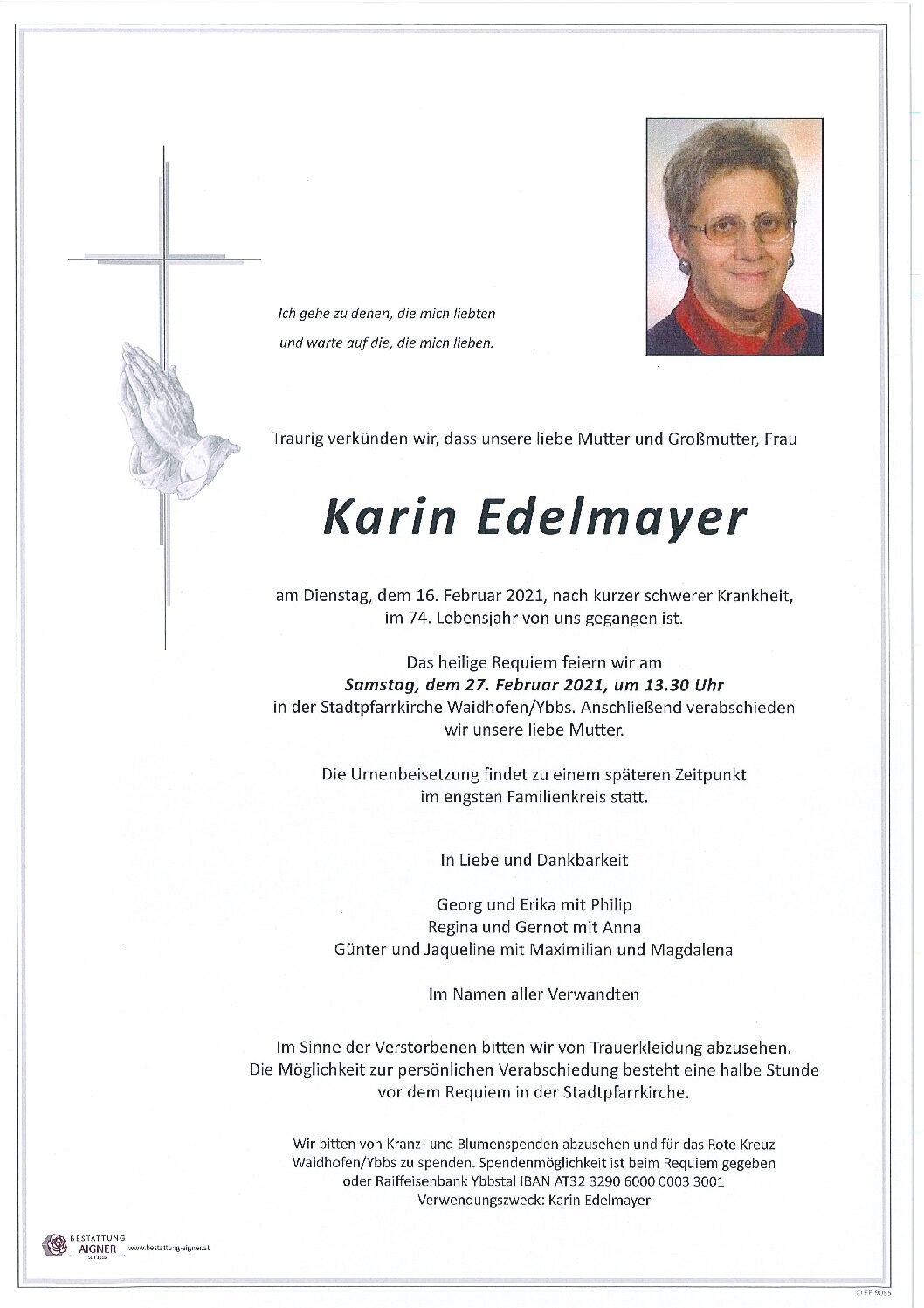 Karin Edelmayer