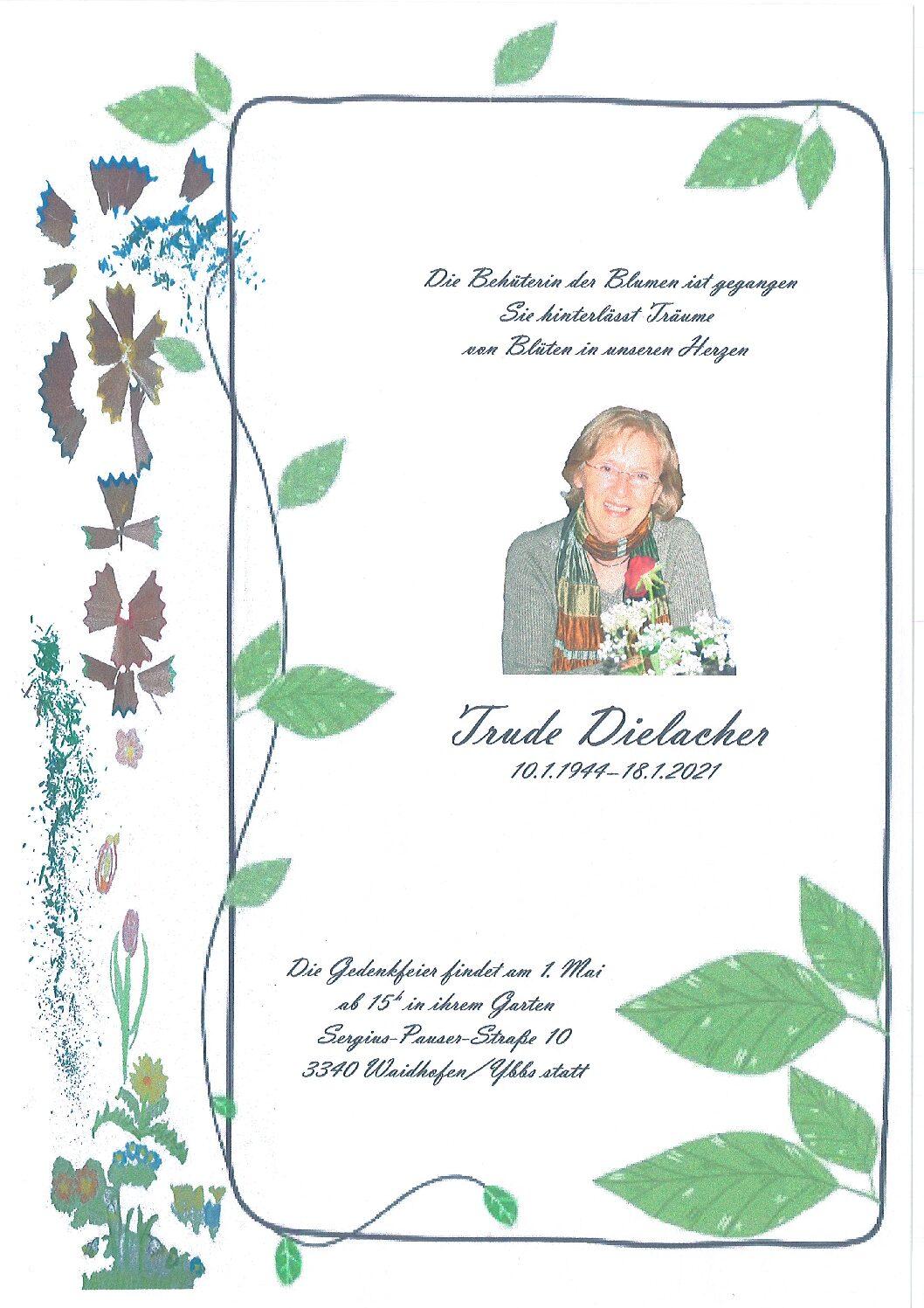 Trude Dielacher