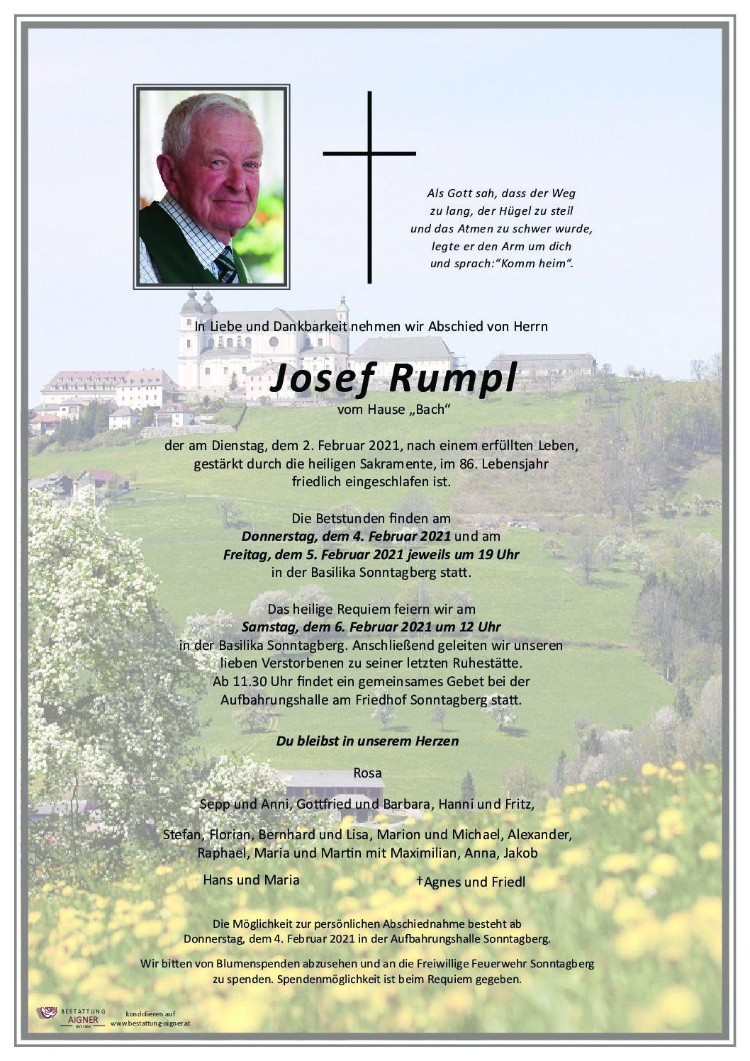 Josef Rumpl