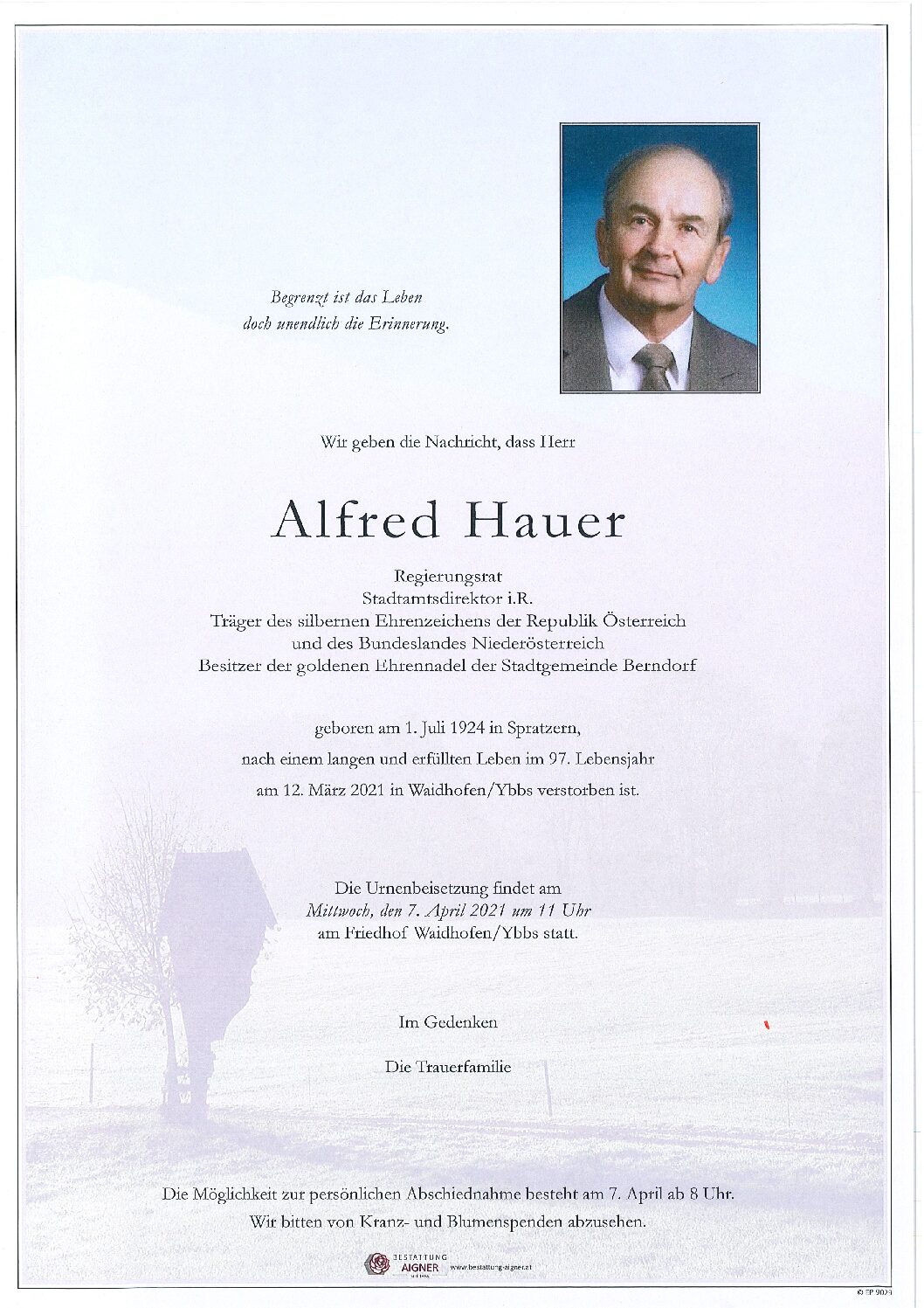 Alfred Hauer