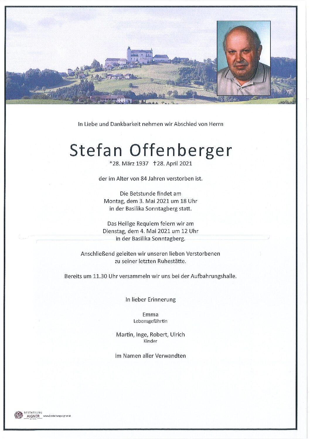 Stefan Offenberger