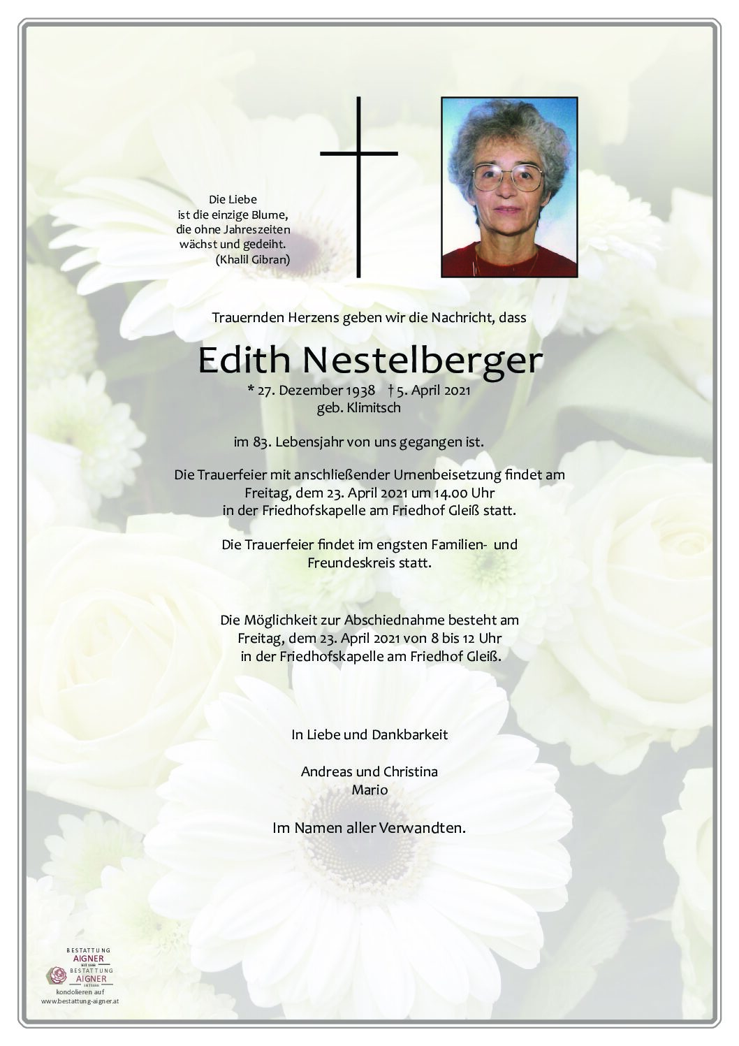 Edith Nestelberger
