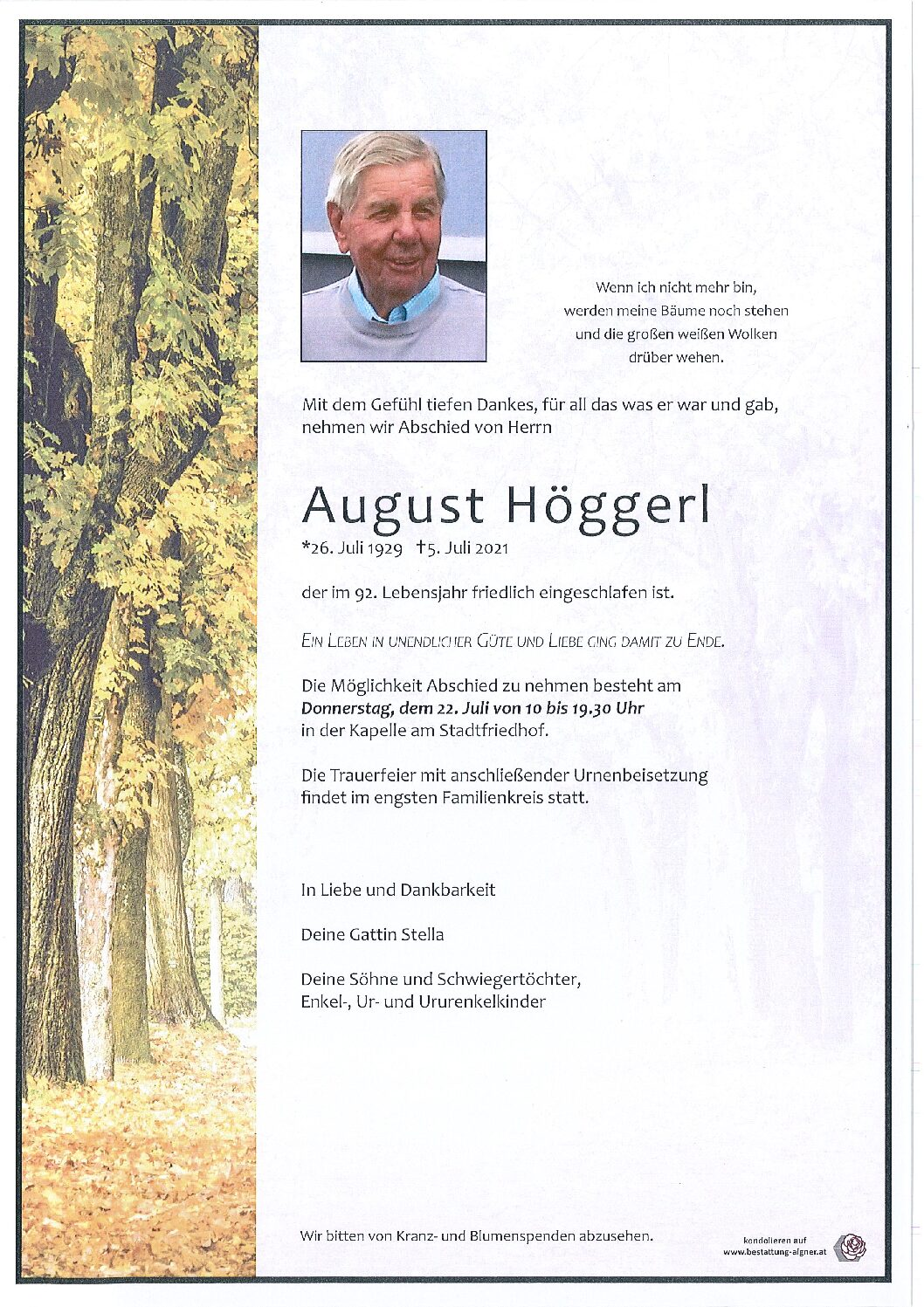 August Höggerl