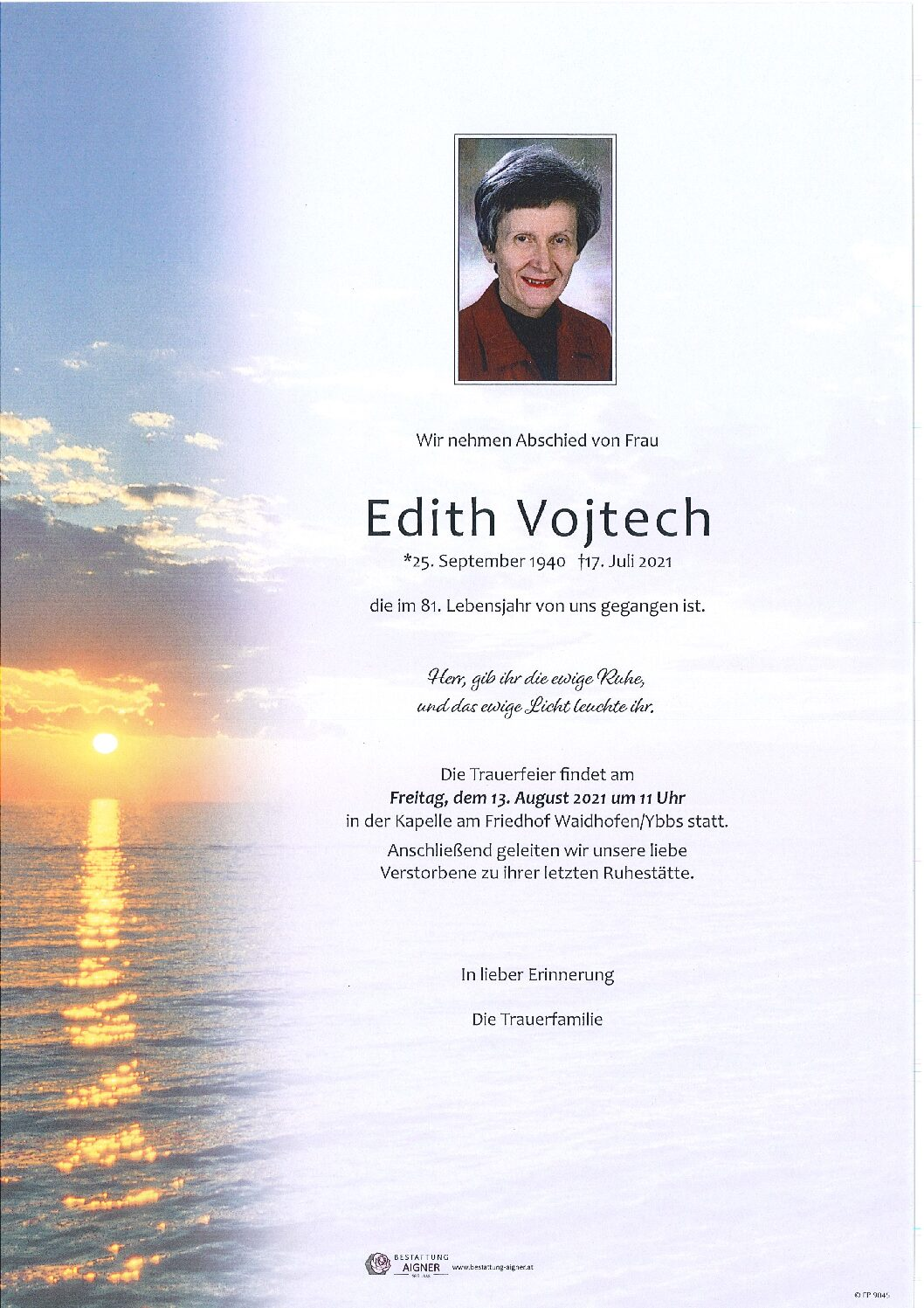 Edith Vojtech