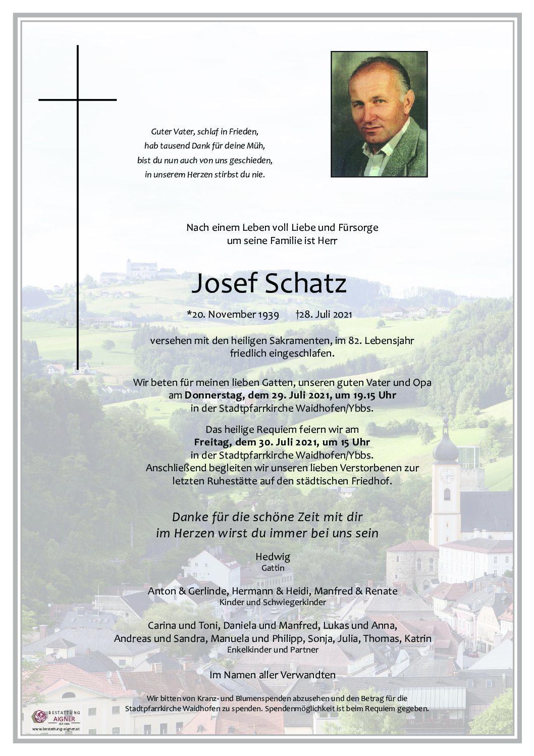 Josef Schatz